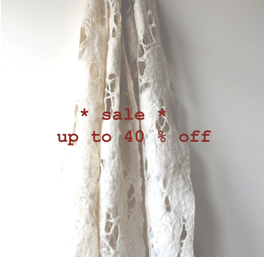 felted scarves sale